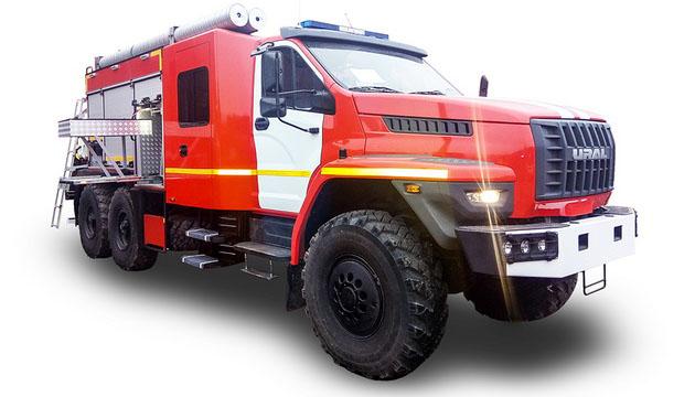 ПСА Урал NEXT - 4320