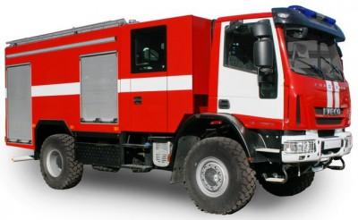 Автоцистерны пожарные