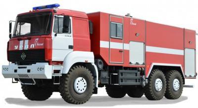 Автоцистерны пожарные на шасси УРАЛ