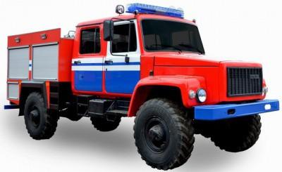 Автоцистерны пожарные на шасси ГАЗ