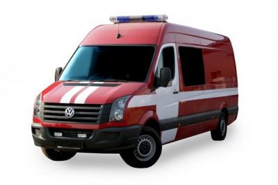Аварийно-спасательные и специальные автомобили