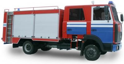 Фото АСА/АБР (МАЗ 4370) - Аварийно-спасательный автомобиль / Автомобиль быстрого реагирования