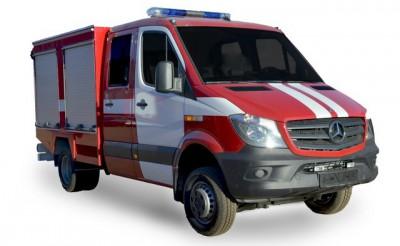 Фото АСА (Mercedes) - Автомобиль аварийно-спасательный