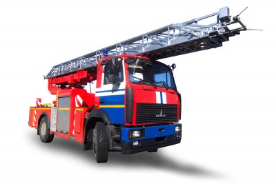 Фото Firefighting Aerial Ladder AL-30 (5337)
