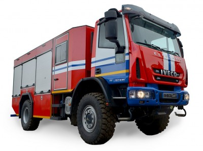Фото  Fast response vehicle FRV (IVECO EuroCargo)