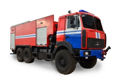 Фото Fire-fighting airfield vehicle AA 12,0 (MAZ 6317)