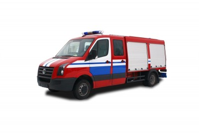 Фото Fast  response vehicle FRV 0,5 (VW Crafter 50)