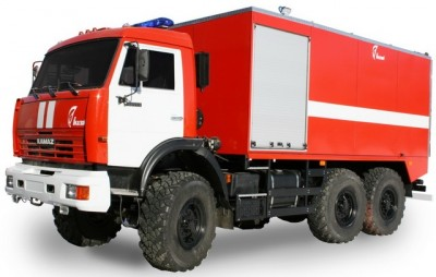 Фото Hose vehicle HV (KAMAZ 5350)