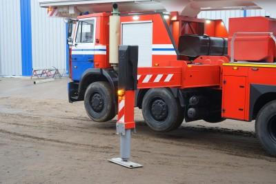 Фото Автоподъемник пожарный АПК-75 (750120)